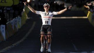 Cyclisme – Tour de France: Kragh Andersen remporte la 18e étape