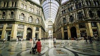 Rebond  de la contamination en Italie