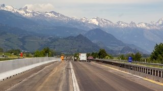 Les travaux sur l'A9 sont bientôt suspendus, mais des perturbations sont encore à prévoir