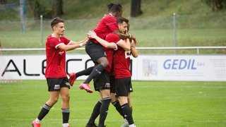 Le FC St-Maurice se donne de l'air, le FC Sierre à terre