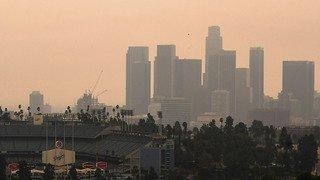 Incendies en Californie: des particules de fumée présentes aussi en Suisse