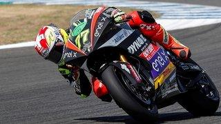 Moto – GP de Saint-Marin: le Bernois Dominique Aegerter termine 3e, Thomas Luthi 6e