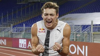 Athlétisme: meeting Ligue de diamant de Rome: Ajla Del Del Ponte chocolat, Duplantis recordman à 6m15