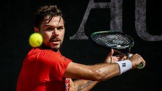 Tennis – Masters 1000 de Rome: échec cuisant pour Wawrinka