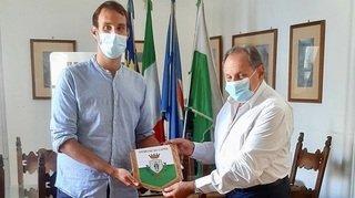 Un Montheysan sacré héros sur l'île de Capri