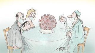 Coronavirus: certaines activités, notamment les cours d'éducation physique, ne permettent pas le port du masque. Que faire?