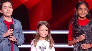L'aventure The Voice Kids s'arrête pour la jeune Kanesha