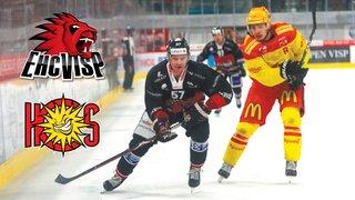 Derby : EHC VISP vs HC SIERRE - 01.11.2020
