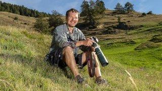 Saint-Luc: avec son appareil photo, Eric Bouchet raconte la diversité de la faune d'Anniviers