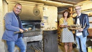 Valais: le four banal de Vollèges nouvel atout pour Slow Food Travel