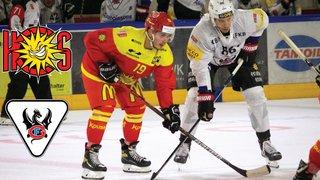 Coupe de Suisse : HC SIERRE vs HC FRIBOURG-GOTTERON