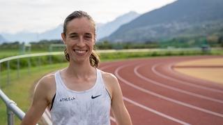 Athlétisme: Lore Hoffmann descend en dessous des 2 minutes sur 800 mètres