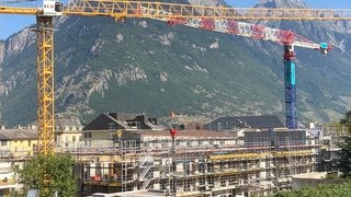 Pourquoi construit-on autant en Valais, alors qu'il y a pléthore de logements vacants?