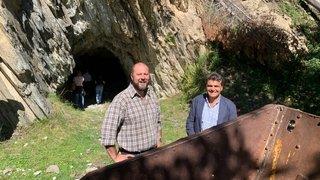 Projet Interreg: les Mines du mont Chemin bientôt remises en valeur
