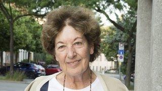 Une toile pour les 50 ans du suffrage féminin en Valais