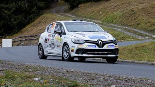 Plusieurs équipages valaisans au départ du rallye du Mont-Blanc