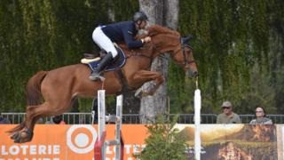 Hippisme: Mehdi Roessli titré au Romandie Horse Show à Sion