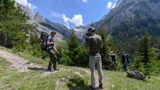 Nouvelle émission de la RTS: le Valais et le bouquetin ouvrent les feux samedi