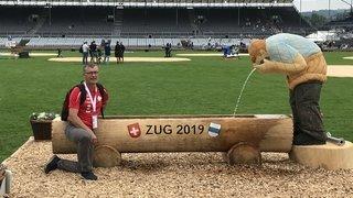 Philippe Germanier, président de l'Association valaisanne de lutte suisse: «Il a toujours fallu travailler dans l'urgence»