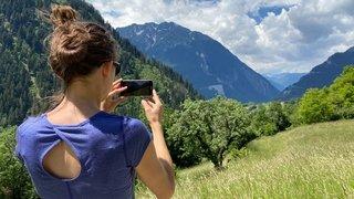 Verbier: des cours de photo avec son smartphone