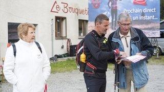 Les ravitailleurs, pièces essentielles du puzzle des ultratrailers du SwissPeaks