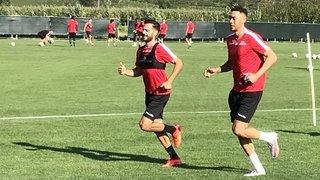 FC Sion: une première sans Guillaume Hoarau et Matteo Tosetti