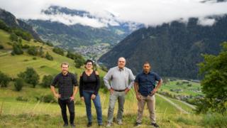 Val de Bagnes: l'UDC et l'ancien mouvement GIB de Gabriel Luisier font liste commune
