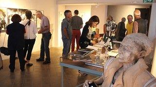 L'art en partage: la galerie Oblique, palimpseste contemporain