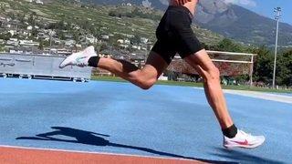 Alex Jodidio, vivre de la course à pied