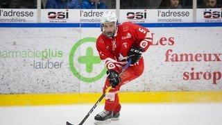 Hockey: le HCV Martigny manque son départ