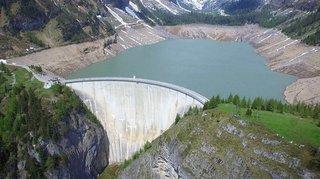 Ayent: l'année où le barrage a vacillé
